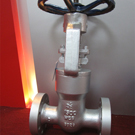 API standard wedged gate valve